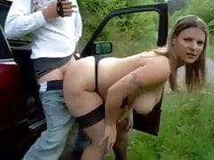 Big Floppy Tits German Big Ass Fucked In Stockings Creampie